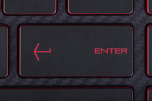 Enter Button On Keyboard Of Laptop