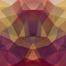 Geometric Pattern, Polygon Tri...