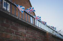Union Jack Flags
