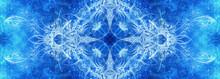 Ornamental Mandala. Original H...
