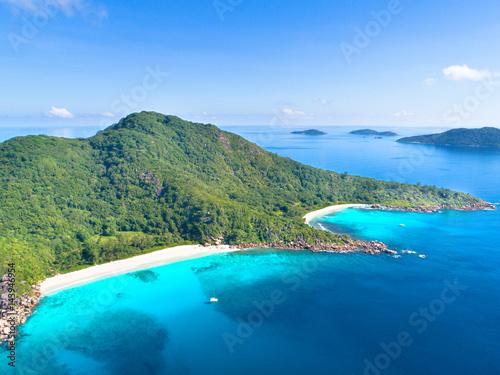 Foto  Reiseziel im Paradies - Seychellen