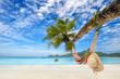 Reisespaß, Urlaub mit Hängematte