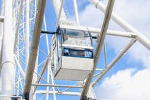 Ferris Wheel . A Fragment Of T...