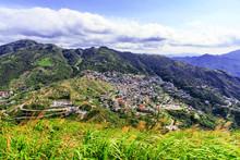 View Of Jiufen Town From Jilon...