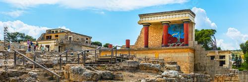 Fotografie, Obraz  Knoss palace on the Crete,Greece
