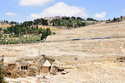 Fotomural Mounts of Olives in Jerusalem.