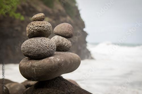 Kauai rocks