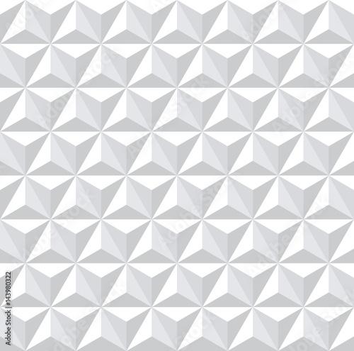 bezszwowy-bialy-3d-szesciokatow-wzor