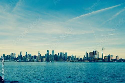 Foto op Aluminium New York Manhattan skyline, NYC