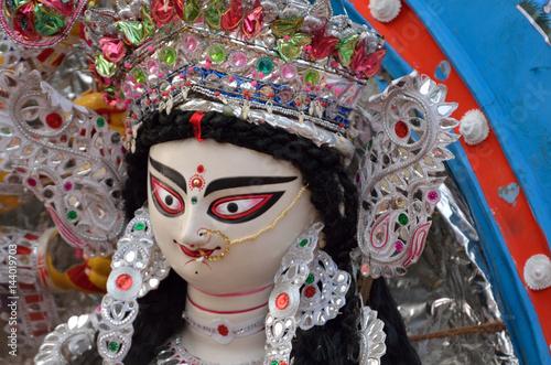 Fototapety, obrazy: Durga puja festival at Kolkata, India