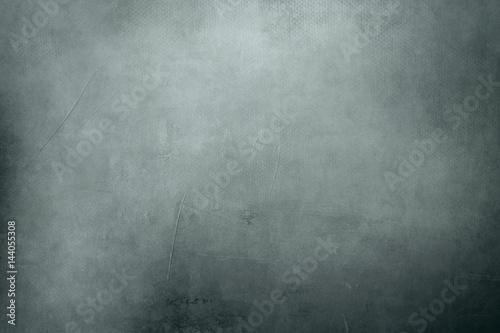 Türaufkleber Metall blue grungy background or texture