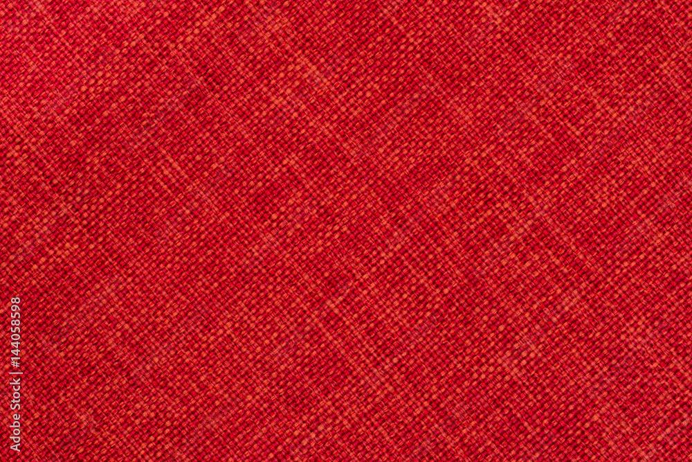 Fototapety, obrazy: Red cloth background.