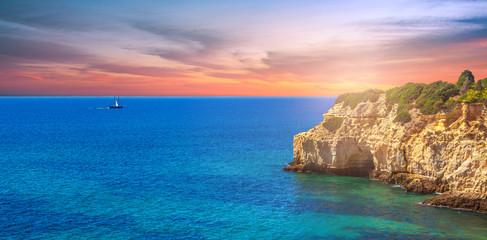 FototapetaKüstenlinie Algarve, Portugal