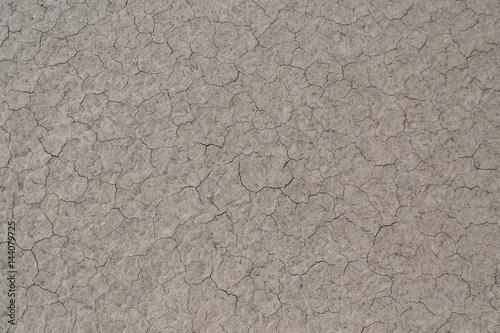 Zdjęcie XXL sucha ziemia z pęknięciami tekstury suchości