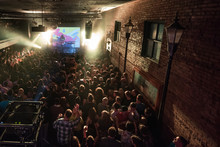 Brick Wall Concert