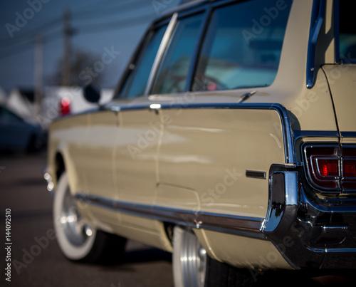 Fotografie, Obraz station wagon