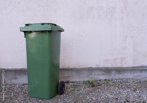 Fototapety, obrazy: Müll - Abfall