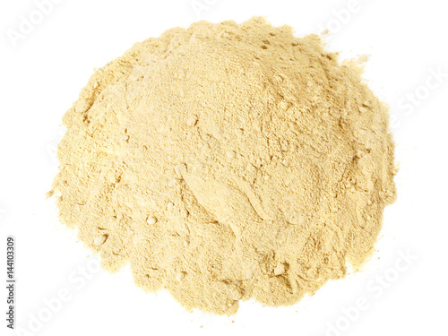 Photo Lecithin Pulver