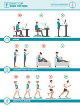 Body Posture Ergonomics And Improvements