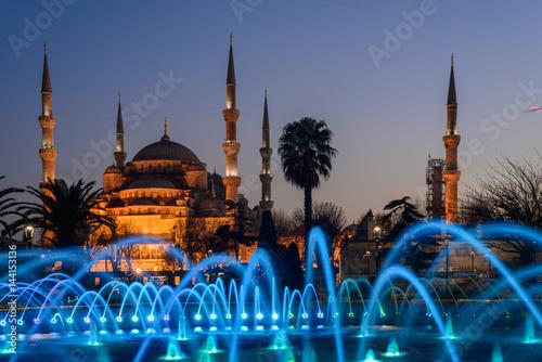 Fototapeta Sultanahmet
