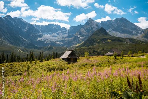 Photo  Hala Gasienicowa, Tatra mountains Zakopane Poland
