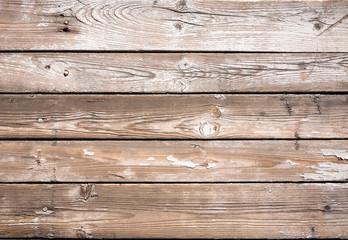 FototapetaOld wood planks background