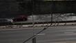 Traffic on highway freeway expressway