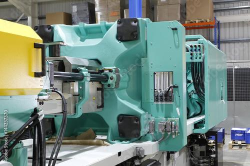 Fotografia, Obraz  Injection moulding machine