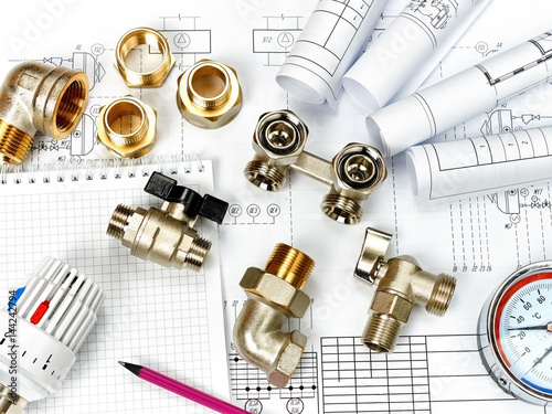 Photo  Engineering heating