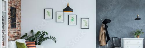Fototapeta Inspiring studio apartment obraz