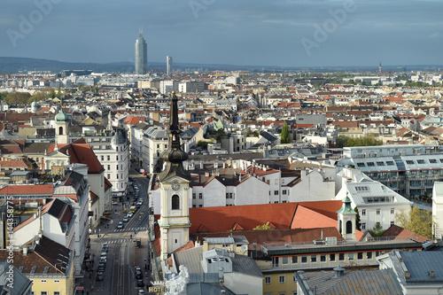 Fotobehang Algerije Vienna