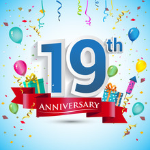 19th Years Anniversary Celebra...