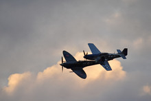 Spitfire And Mustang World War...