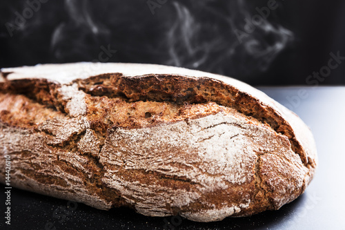 Spoed Foto op Canvas Brood Traditional Freshly Baked Bread