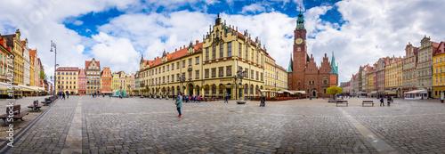 fototapeta na szkło Breslau - Wrocław