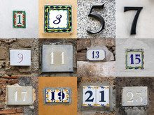 Odd House Numbers