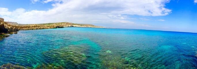 Bucht Zypern Panorama