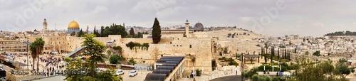 Old Jerusalem, The Wall of Tears