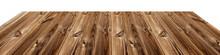 Wooden Slats Table