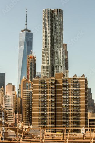 Photo  Downtown New York