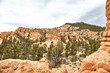 Incredibly beautiful landscape in Bryce Canyon National Park, Utah, USA.