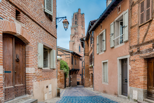 Photo Cathedral Basilica of Saint Cecilia, in Albi, France