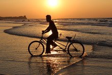 Bicycle Built For Two Man Suns...