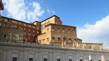 Palazzo Apostolico A Roma - Vaticano