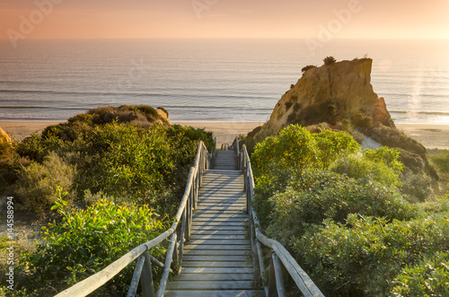 Asperillo Cliff