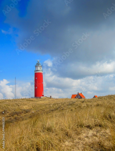 Lighthouse on Texel