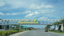 Welcome At Daytona Beach