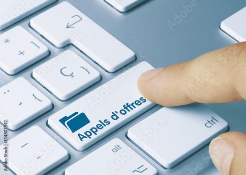 Appels d'offres Fototapet