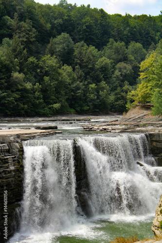 Foto op Plexiglas Panoramafoto s Falls at Letchworth