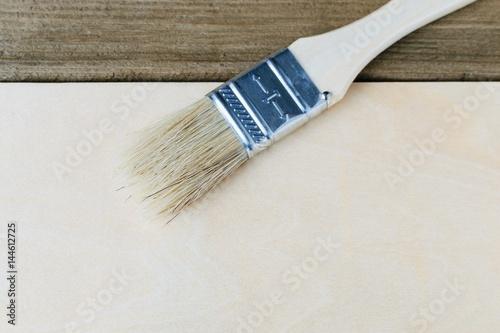 Fotografía  paintbrush